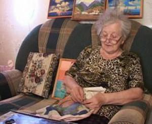 Пенсионерки Тулы соревнуются в рукоделии.